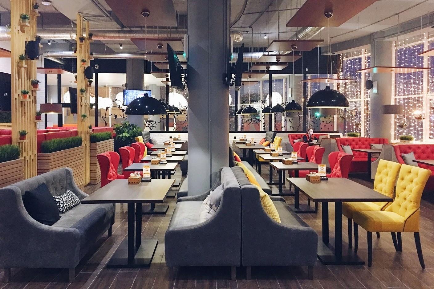 Для отелей и ресторанов
