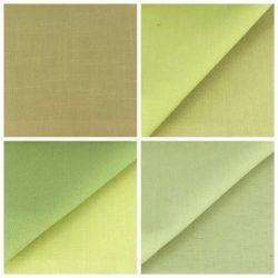 Однотонные ткани