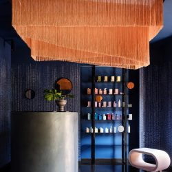 абажуры и светильники для салонов красоты