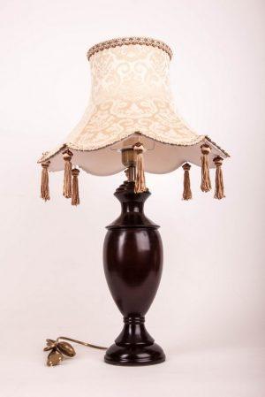 Настольная лампа из дерева , мастерская света Moon Room