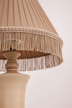 нейстральный абажур для лампы