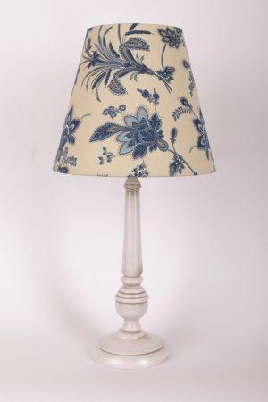 заказать настольную лампу с цветами