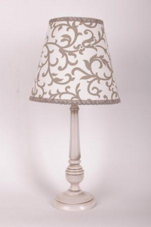 купить настольную лампу светлых оттенков