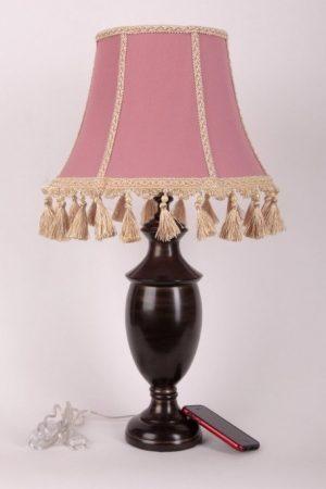купить розовую лампу