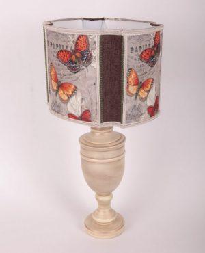 настольные лампы ручной работы