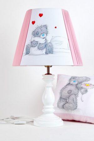 настольная лампа для детской комнаты с любимыми персонажами