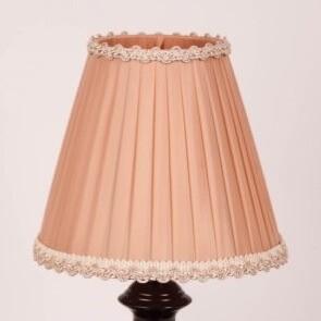 купить маленький абажур для настольной лампы