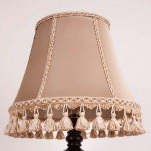 классический абажур для настольной лампы ПАГОДА