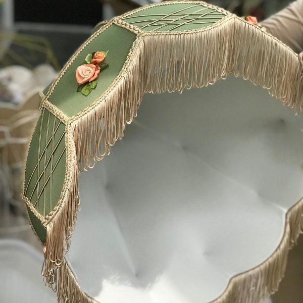 купить подвесной ретро абажур
