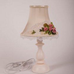 настольная лампа с вышивкой SOFI