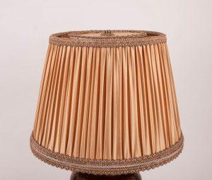 абажур ретро для лампы