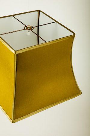 квадратный абажур фото