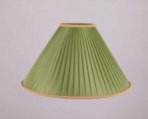 купить зеленый абажур для настольной лампы вид 2