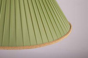 зеленый абажур