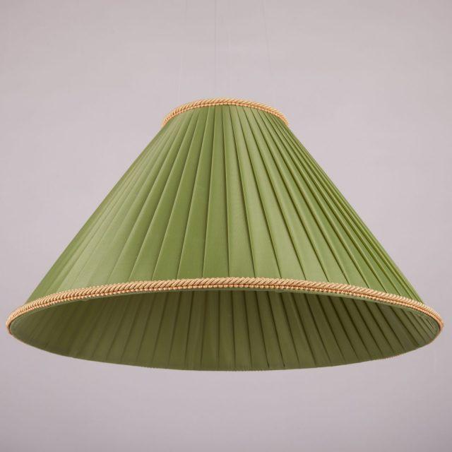 купить зеленый абажур для настольной лампы