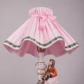настольная лампа из статуэтки