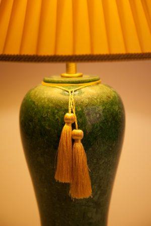 мраморное основание для лампы