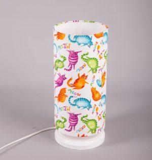 настольная лампа, детский ночник светильник