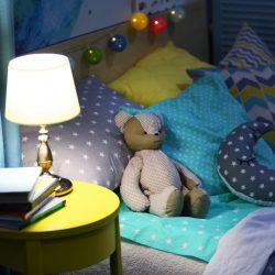светильники для детской комнаты статья