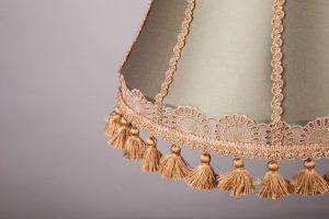 необычный абажур для настольной лампы