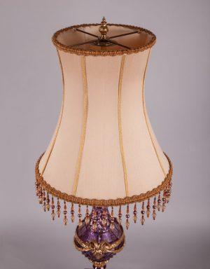 подбор абажура под основание лампы