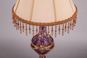 выбор абажура для лампы