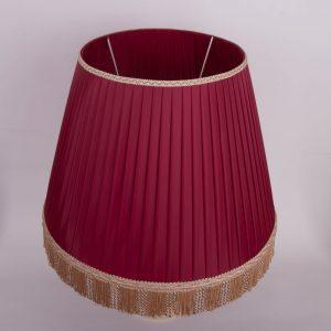 купить абажур для торшера бордового цвета