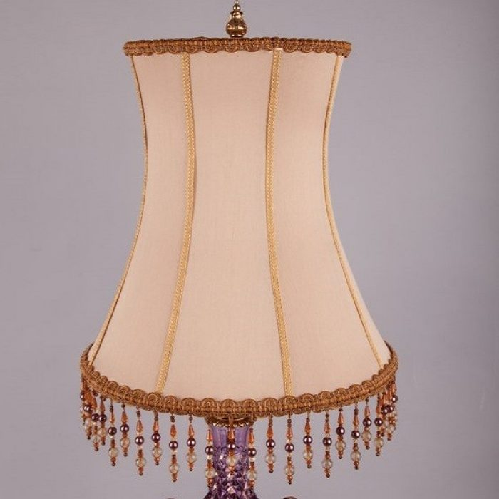 абажур для антикварной лампы