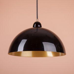 алюминиевый плафон в форме полусферы