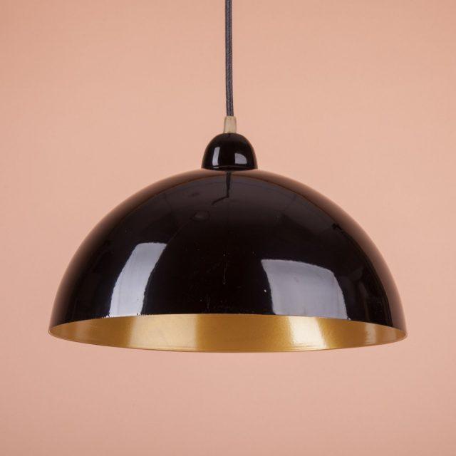 купить металлический светильник полусфера