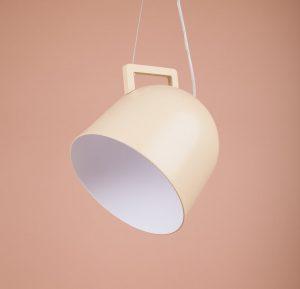 подвесной светильник чашка белая для кафе ресторана столовой