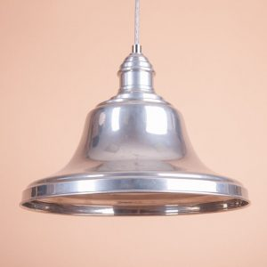 металличекий светильник хром купить