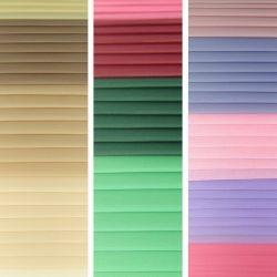 цвета шёлковой ленты для изготовления абажуров фото