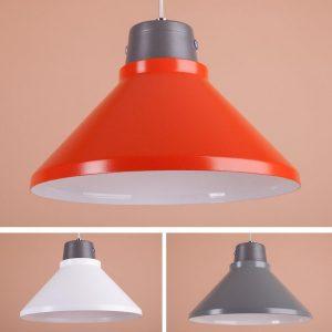 подвесные металлические светильники купить в москве