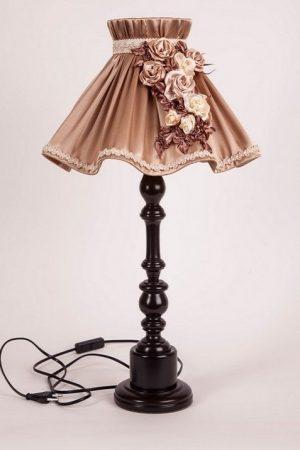 купить настольную лампу с вышивкой