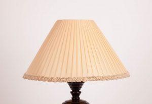 лампа с абажуром на заказ