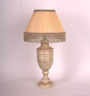 настольный светильник с абажуром