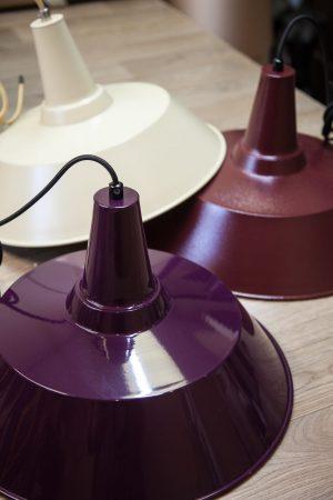 светильники ручной работы из алюминия