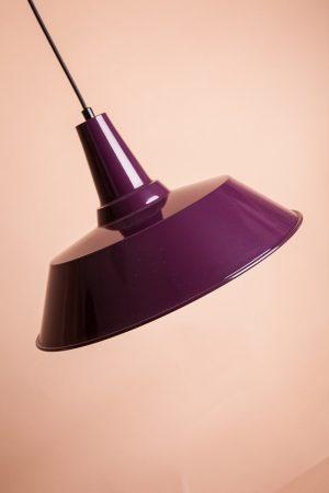 сделанный в россии светильник потолочный фиолетовый