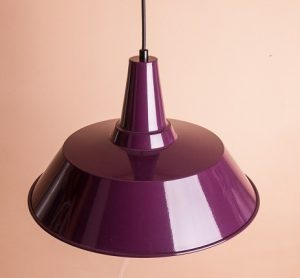 светильник ручной работы покраская порошковой краской