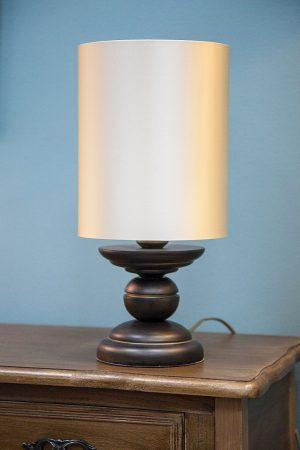 настольная лампа абажур цилиндр
