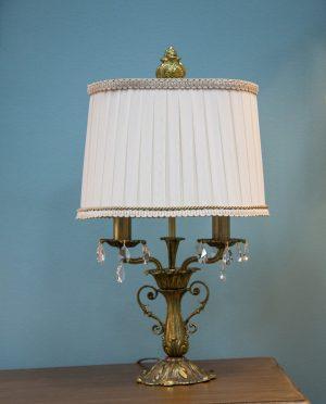 купить латунную лампу