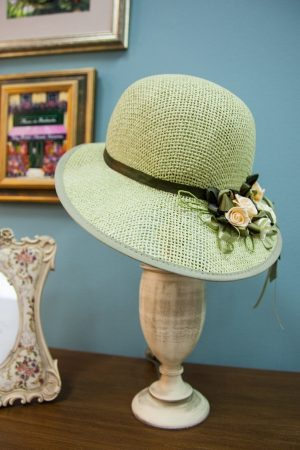 лампа в виде шляпки