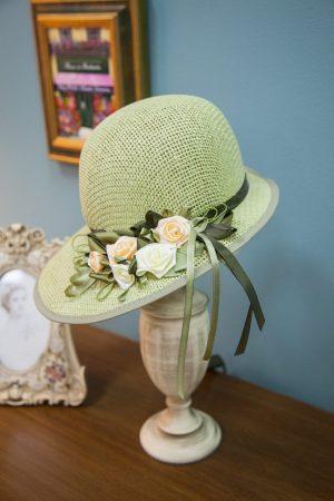 абажур в виде шляпки