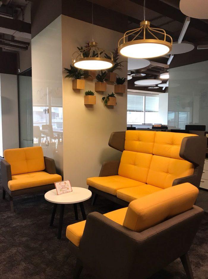 декоративные светильники для офисных помещений