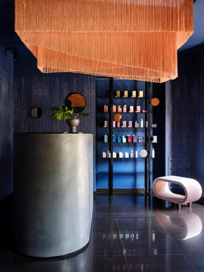 изготовление абажуров и световых конструкций для салонов красоты