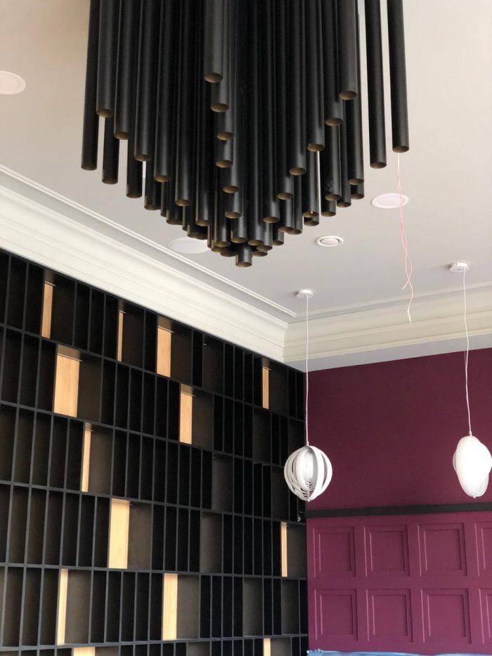 большие светильники для ресторанов кафе баров