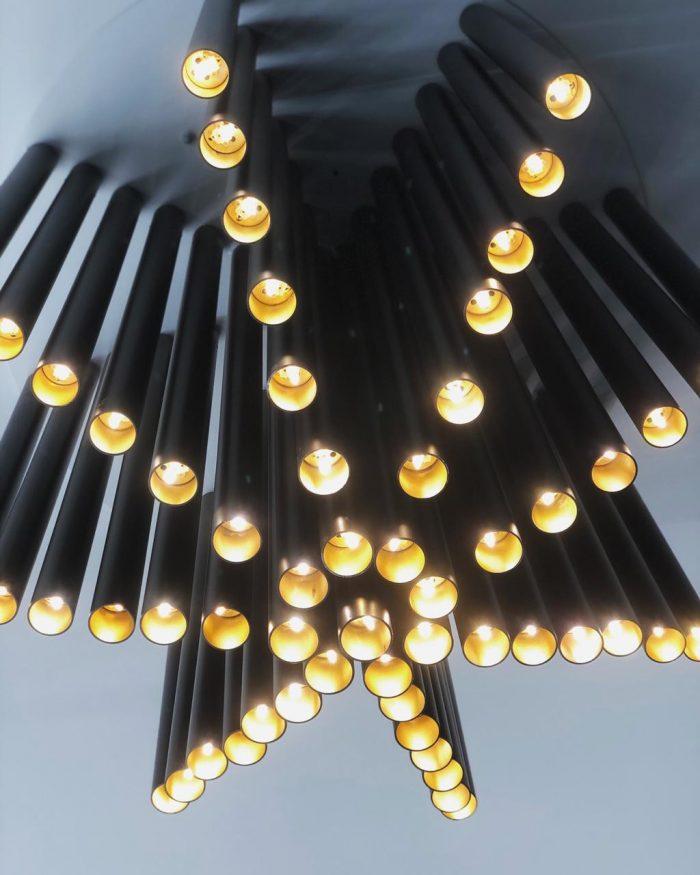 изготовление металлических светильников для HoReCa