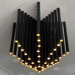 изготовление световых конструкций для публичных пространств
