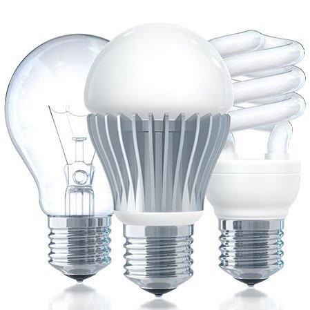 как выбрать лампочку для светильника